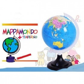 Mappamondo+Temperino