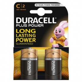 Mezza Torcia Duracell Plus Power