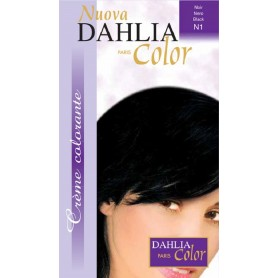 Dahlia Shampoo Color Kit Nero N°1
