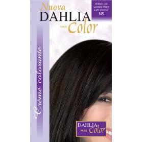 Dahlia Shampoo Color Kit Castano Chiaro N°5