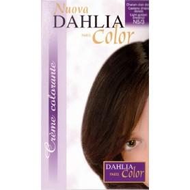 Dahlia Shampoo Color Kit Castano Chiaro Dorato N°5/3