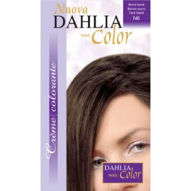 Dahlia Shampoo Color Kit Biondo Scuro N°6