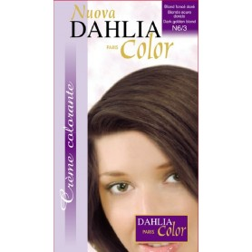 Dahlia Shampoo Color Kit Biondo Scuro Dorato N°6/3