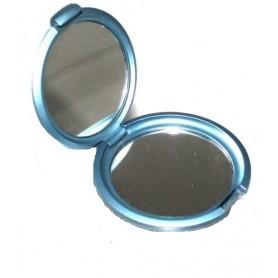 Specchio da Borsa Azzurro