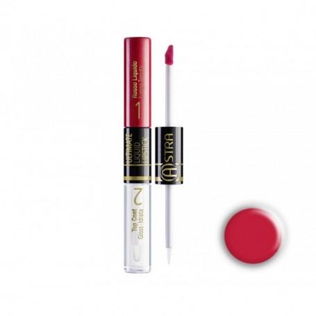 Astra Ultimate Liquid Lipstick Peonie N°19