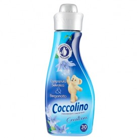 Coccolino Ammorbidente Campanula/Bergamotto 750 ml(30 lavaggi)