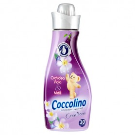 Coccolino Ammorbidente Orchidea Viola e Mirtilli 750 ml (30 Lavaggi)