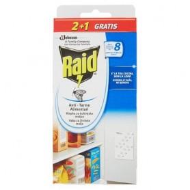 Raid Gel Antitarme Alimentari 3 pz
