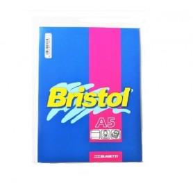Blasetti Bristol Block Notes A5 15x21 cm 60 Fogli Righe