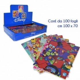 Carta Regalo Disney 70x100 cm