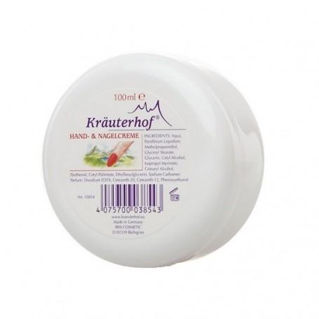 Krauterhof Crema Mani e Unghie 100 ml