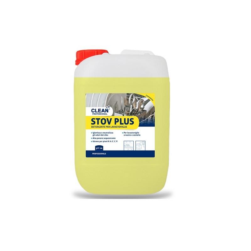 Clean Brill Plus Detergente Lavastoviglie 5 lt