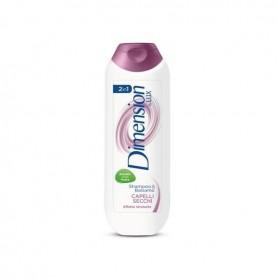 Dimension Lux Shampoo e Balsamo Capelli Secchi 250 ml