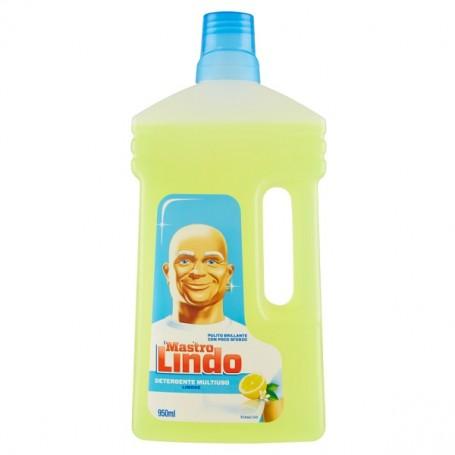 Mastro Lindo Detergente Multiuso Limone 950 ml