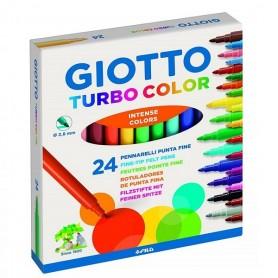 Giotto Pennarelli a Spirito Turbo Color 2,8 mm 24 pz