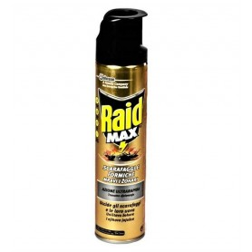 Raid Max Spray Scarafaggi e Formiche 300 ml