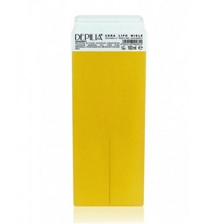 Depilia Cera per Depilazione Miele 100 ml