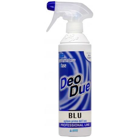 Deodue profumatore bifase Blu 500 ml