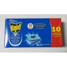 RAID 10 PIASTRINE