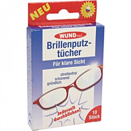 Salviette occhiali 10 pz