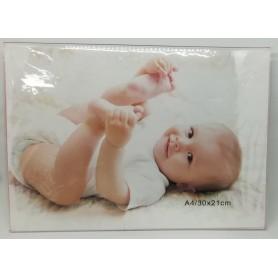 Portafoto in Plastica 30x21 cm