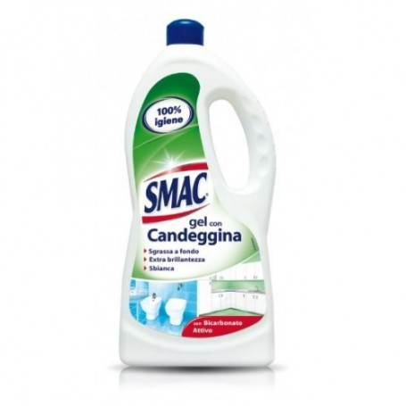 Gel con Candeggina Smac 850ml