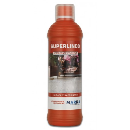 Marka Detergente Pavimenti Superlindo 1lt