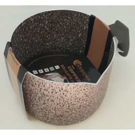 Arbema bollilatte Copper 12cm