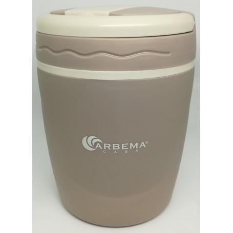 Arbema portavivande termico Easy 6 gold 1200ml