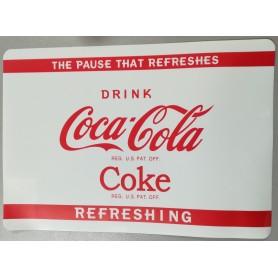 Tovaglietta Coca Cola