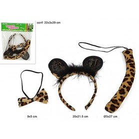 Set accessori Leopardo