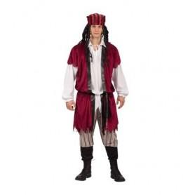 Costume da pirata Jack