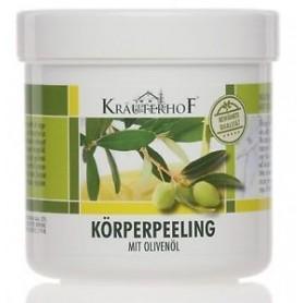 Peeling corpo all'olio d'oliva Krauterhof 400gr