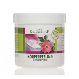 Peeling corpo Rosa Selvatica Krauterhof 400gr
