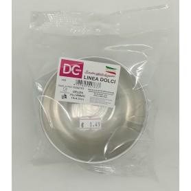 Stampo Delizia in alluminio 10x4,5cm
