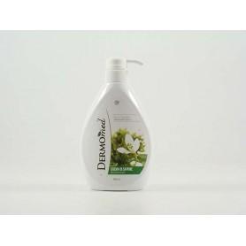 Crema di Sapone Muschio Bianco Dermomed 600ml