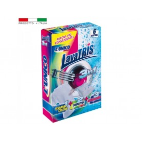 LavaTris 3in1 L'Unico 6pz