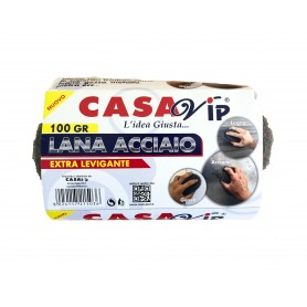 Casa Vip Lana D'acciaio 100 gr
