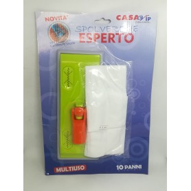 Kit Spolverone Esperto (10 panni)