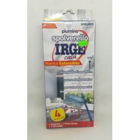 Piumino Spolverello Irge + 2 ricambi