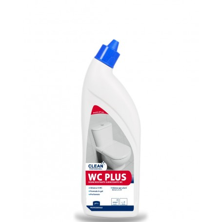 WC Plus Bagno CleanProfessional 750ml
