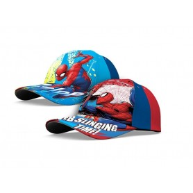 Cappello C/visiera Spiderman