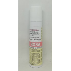 Spray Alimentare pastello Rosa 100ml