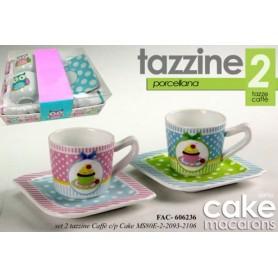 Tazzine Caffè 2pz
