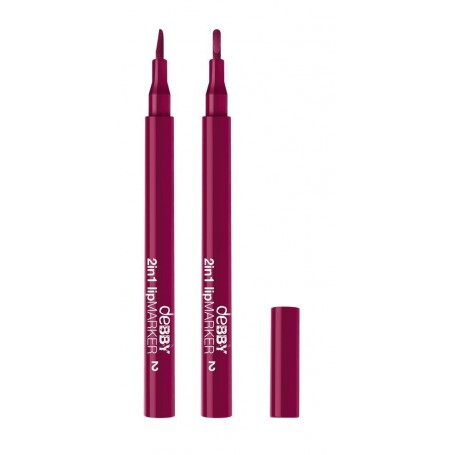 2in1 Lip Marker Debby n°2
