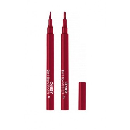 2in1 Lip Marker Debby n°3