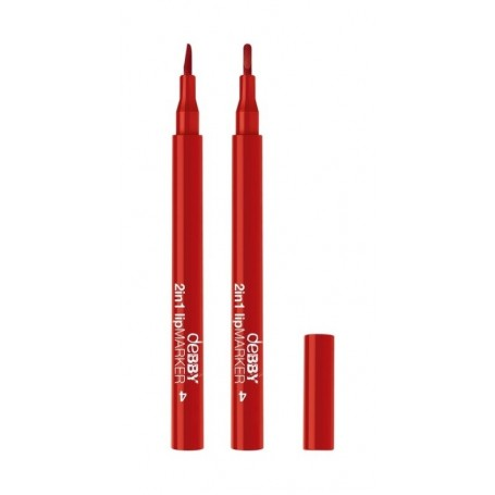 2in1 Lip Marker Debby n°4
