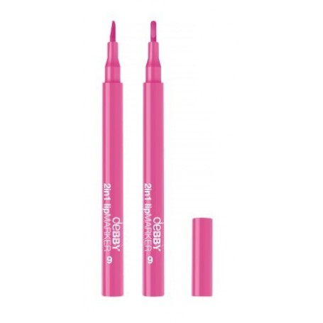 2in1 Lip Marker Debby n°6