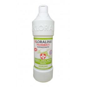 Kloralina Pavimenti Igienizzante Agrumi 750ml