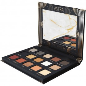 Golden Era Eyeshadow Palette Astra Makeup